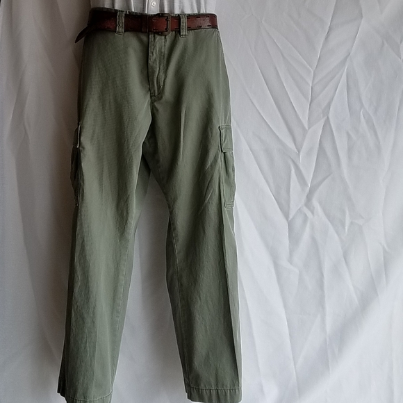 Gap Bedford Cargo pants Troop Green 38/32